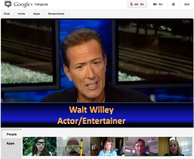 Walt Willey Hangouts